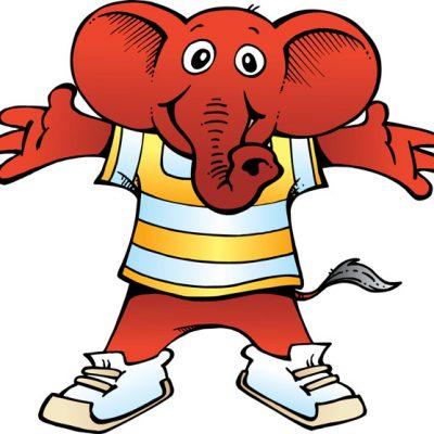 Kram-Elefant